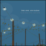 Cover ONE AM RADIO, on the shore of...