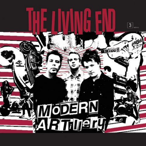 LIVING END, modern artillery cover
