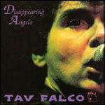 Cover TAV FALCO & PANTHER BURNS, disappearing angels