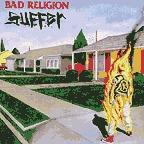 BAD RELIGION, suffer cover
