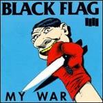 BLACK FLAG, my war cover