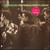 SMITHS, world won´t listen cover