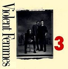 Cover VIOLENT FEMMES, 3