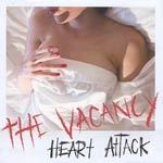 Cover VACANCY, heart attack