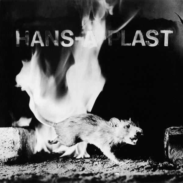 HANS-A-PLAST, s/t cover