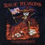Cover TOXIC REASONS, independence