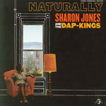 Cover SHARON JONES & DAP KINGS, naturally