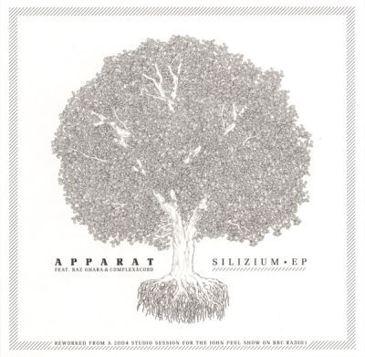 APPARAT, silizium cover