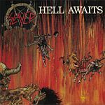 SLAYER, hell awaits cover