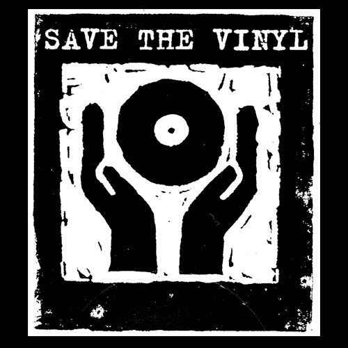 Cover ORANGE BEAT, save the vinyl (boy), schwarz