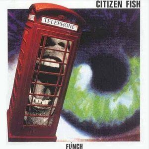 Cover CITIZEN FISH, flinch