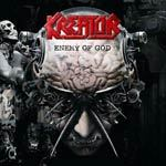 KREATOR, enemy of god cover