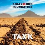 Cover ASIAN DUB FOUNDATION, tank