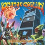 Cover ORANGE GOBLIN, frequencies from planet ten