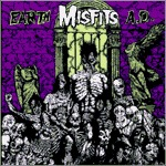 Cover MISFITS, earth a.d.