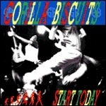 Cover GORILLA BISCUITS, start today
