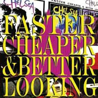 CHELSEA, faster cheaper & better looking cover