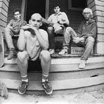 Cover MINOR THREAT, salad days (re-issue)