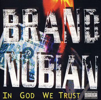 Cover BRAND NUBIAN, in god we trust