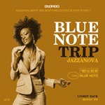 Cover JAZZANOVA, blue note trip: movin´on