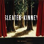 SLEATER KINNEY, woods cover