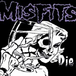 Cover MISFITS, die die my darling