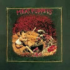 Cover MEAT PUPPETS, s/t