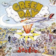 Cover GREEN DAY, dookie