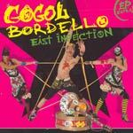 Cover GOGOL BORDELLO, east infection-ep