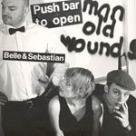 Cover BELLE & SEBASTIAN, push bar to open old...