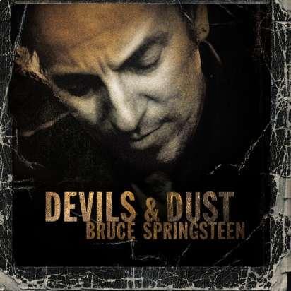 BRUCE SPRINGSTEEN, devils & dust cover