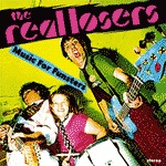 Cover REAL LOSERS, music for funsters