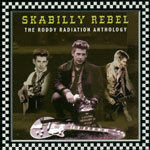 Cover RODDY RADIATION, skabilly rebel - anthology