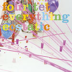 Cover FOUR TET, everything ecstatic