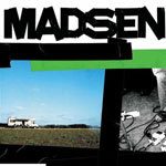 MADSEN, s/t cover