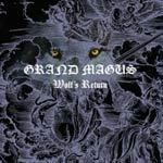 GRAND MAGUS, wolf´s return cover