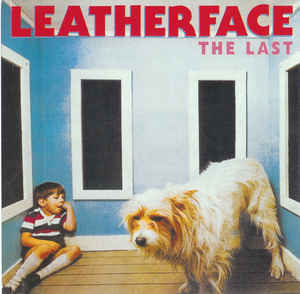 Cover LEATHERFACE, last