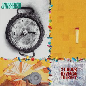 JAWBREAKER, 24 hour revenge therapy cover