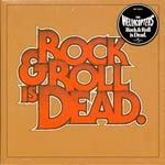 Cover HELLACOPTERS, rock ´n´roll is dead