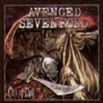 Cover AVENGED SEVENFOLD, city of evil