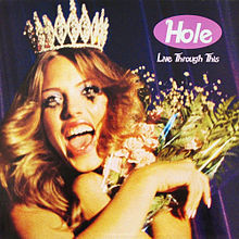 HOLE, live through this cover