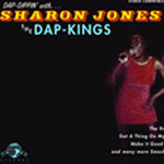 Cover SHARON JONES & DAP KINGS, dap-dippin