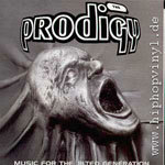 Cover PRODIGY, music for the jilted generation