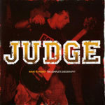Cover JUDGE, what it meant - complete discography