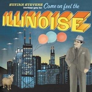 SUFJAN STEVENS, illinoise cover