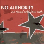 Cover NO AUTHORITY, no hard & fast rules