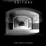 EDITORS, back room cover