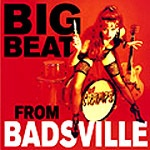 Cover CRAMPS, big beat from badsville