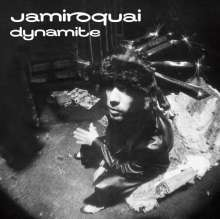 JAMIROQUAI, dynamite cover