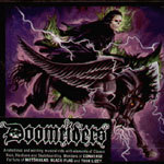 Cover DOOMRIDERS, black thunder
